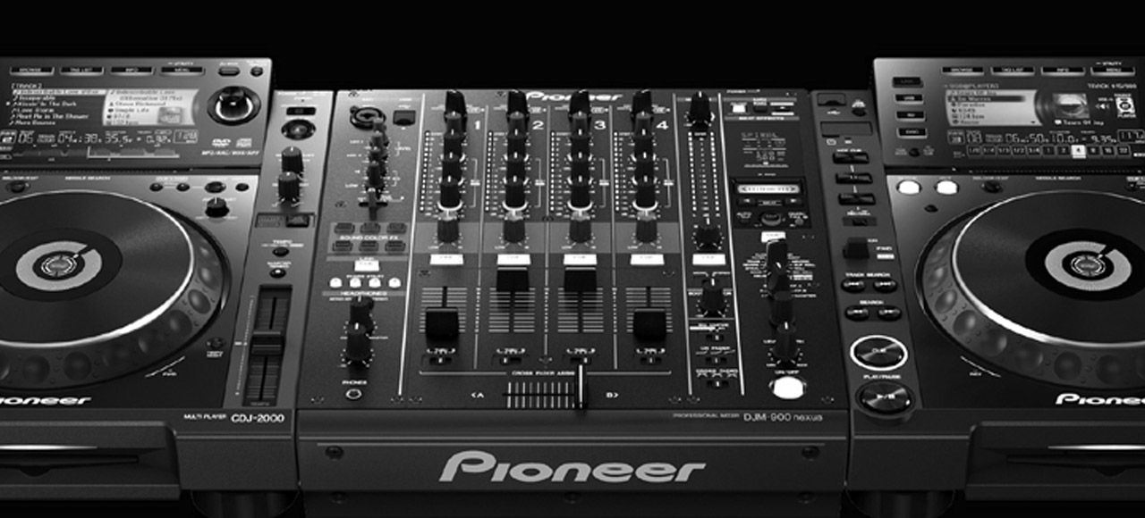 Pioneer DJ verhuur